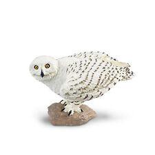 Snowy Owl Wings of the World Birds Figure Safari Ltd NEW Toys Educational Figure