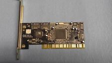SERIAL ATA 4-PORT SATA RAID PCI CONTROLLER CARD ADAPTER No SBT-SRD4  SABRENT