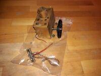 Drehkondensator UKW-Tuner mit Zubehör aus Loewe Opta Vineta Type 1790W