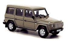 wonderful modelcar MERCEDES-BENZ G500 V8 1993 - grey metallic - 1/43 - lim.ed