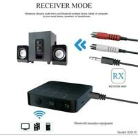 2 In1 Bluetooth 5.0 Transmitter Empfänger + Sender Audio Aux Wireless V8J1