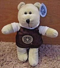 STARBUCKS BEARISTA PIKE PLACE MARKET ORIGINAL BEAR BROWN APRON 2005  *MINT