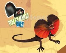 Frilled Lizard Part II Reptile Animal 4D 3D Puzzle Egg Model Kit Toy
