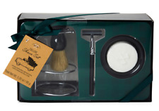 NEW Tri-Coastal Design Deluxe Shave Set, in Original Gift Box