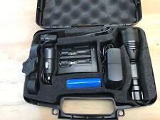 Fox Hunting Spotlighting Kit from BUSHGEAR - BG360Z Cased Kit