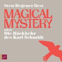 SVEN REGENER - MAGICAL MYSTERY 10 CD NEU
