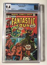 Fantastic Four #149 CGC 9.4 (1974) Sub-Mariner app.  MARVEL