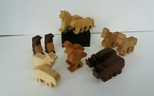 Wooden Noah's Ark - Extra Animals - 6 pairs