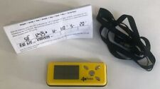 Ozeri Pedometer Motion Digital Pocket 3D with Tri Axis Technology Yellow 4x3