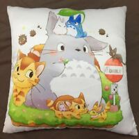 Anime Studio Ghibli My Neighbor Totoro two sided hugging Pillow Case Cover 100