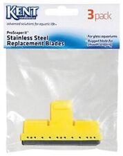 Kent Marine Pro Scraper II Stainless Steel Replacement Blades - 3 Pack