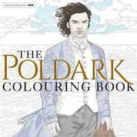 The Poldark Colouring Book by Poldark, NEW Book, (Paperback) FREE & Fast Deliver