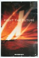 """The X Files 1998 Double Sided Original Movie Poster 27"""" x 40"""""""