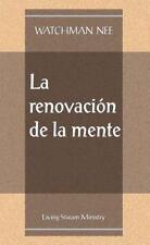 Renovacion de la Mente (Paperback or Softback)