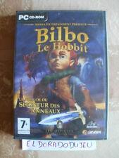 """ELDORADODUJEU >>> BILBO LE HOBBIT """" LE SEIGNEUR DES ANNEAUX"""" Pour PC VF COMPLET"""