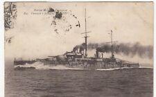 "Shipping; French Navy - Dreadnought Battleship ""Paris"" PPC 1922 PMK"