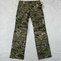 Under Armour Women's Storm Camo Tactical Hunting Pants 1254097-940 $79 New