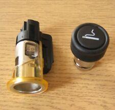 Car Cigarette Lighter 12V Replacement Socket Peugeot 206 308 406 607