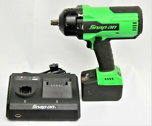 Snap On CT9075G 1/2 Drive Impact 18 Volt