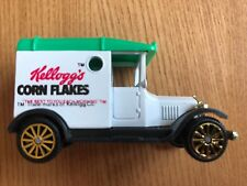COLLECTABLE CORGI DIE CAST MODEL OF A T FORD VAN - KELLOGG'S CORNFLAKES - NEW