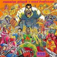 MASSIVE ATTACK NO PROTECTION VINILE LP NUOVO SIGILLATO !