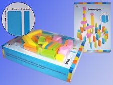 Domino Game, Parcours and Geschicklichkeits Game,Tower Construction, Stack