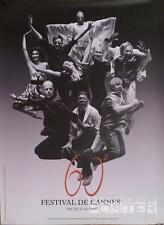 CANNES FILM FESTIVAL 2007- WILLIS / BINOCHE / WONG KAR WAI- ORIGINAL POSTER