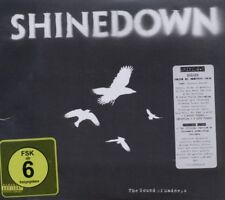 "SHINEDOWN ""THE SOUND OF MADNESS"" CD+DVD NEW+"