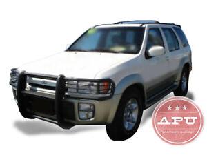 APU Grille Guard Modular  Black fit 1997-2003 Infiniti QX4
