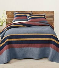 Pendleton Yakima Camp Lake Quilt Set Twin