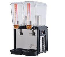 Cofrimell Jetcof 240S 2 Bowl Spray Cold Drink Dispenser Free Shipping