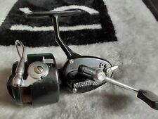 """VINTAGE MITCHELL 300 MANUAL-BAIL FISHING REEL and spare spool """"LOVELY"""" CONDITION"""