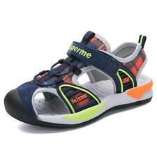 Summer Boys Kids Toddler Sandals Closed Toe Beach Athletic Outdoor Sport Shoes