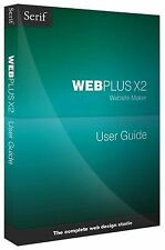 Good, Webplus X2 User Guide, Serif Europe Limited, Book