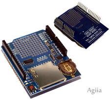 Data Logger Module Logging Shield Data Recorder Shield for Arduino UNO SD Card