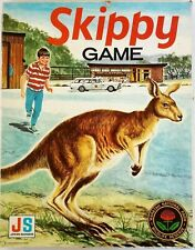 SKIPPY Game-Board Game 1968 John Sands / Fauna Productions Australia RARE