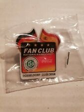Off. PIN Fanclub DFB Deutschland Germany vs Spanien World Cup 2018 Coca Cola