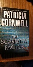 Patricia Cornwell The Scarpetta Factor (hardcover, 2009)