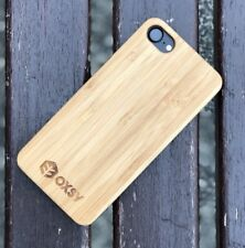Apple iPhone 7 Bamboo Real Wood Case | OXSY iPhone Cover