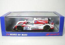 Zytek Z11NS-Nissan N° 42 LeMans 2012