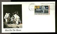 11/19/69 HOUSTON, TX  APOLLO 12 MOON LANDING MULTI-COLOR CACHET