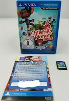 Little Big Planet Sony PlayStation Vita PS Vita LBP Komplett CiB LittleBigPlanet
