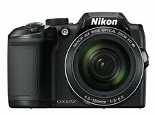 New Nikon Digital Camera COOLPIX B500 Black optical 40x zoom from Japan ac046