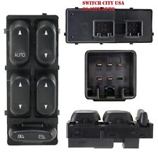 OEM Ford Explorer Sport Excursion Master Driver Power Window Switch 1L2Z14529BA