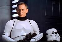 1 STAR WARS Prop Stormtrooper Original Design Look E11 Blaster**