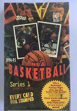 1994-95 Topps Series 1 Hobby Basketball Box Factory Sealed 36 Pack
