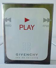 Givenchy, Play For Him, 50 ml Eau de Toilette Spray, - Rarität -