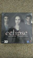 The Twilight Saga Eclipse The Movie Board Game New & Sealed