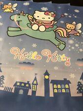 7 Hello Kitty Unicorn Gift Bags Party Holiday Christmas