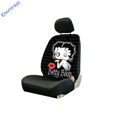 New Front Lowback Seat Cover Paramount Pictures Betty Boop Timeless Classic